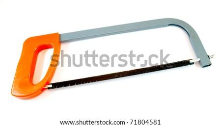 hacksaw - stock photo