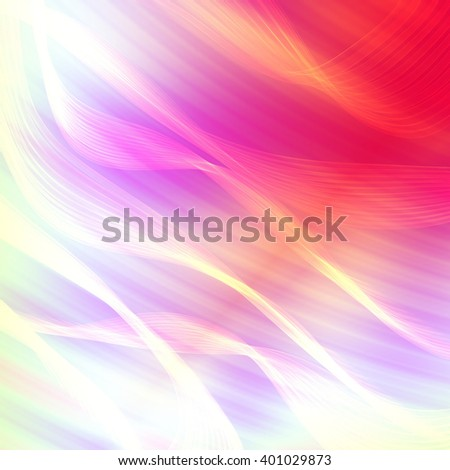 Hair abstract website card pattern graphic design - stock photo