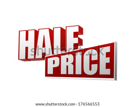 Coupon code half price banners
