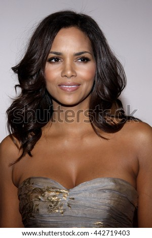 Halle Berry at the Essence Black Women in Hollywood Luncheon held at the Beverly Hills Hotel in Beverly Hills, USA on February 19, 2009. - stock photo
