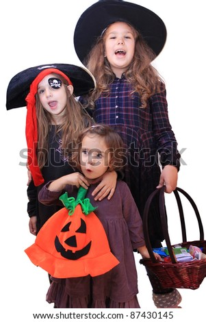 halloween - stock photo