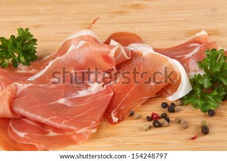 ham - stock photo
