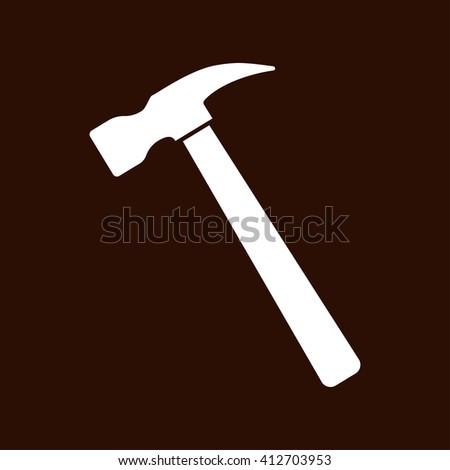 Hammer icon, Hammer icon art, Hammer icon jpg, Hammer icon web, Hammer icon flat, Hammer icon logo, Hammer icon sign, Hammer icon design, Hammer icon image, Hammer icon jpeg, - stock photo