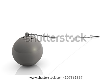 Hammer Throw - stock photo