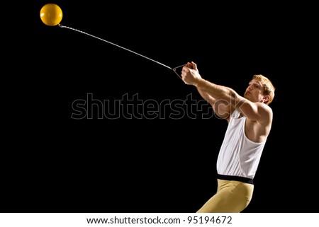Hammer Throw Wallpaper Hammer Throw Stock Photo