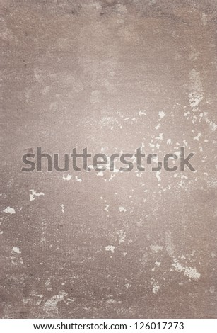 Hand made background on watercolour paper. - stock photo