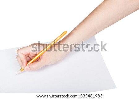 how to write a lead sheet by hand