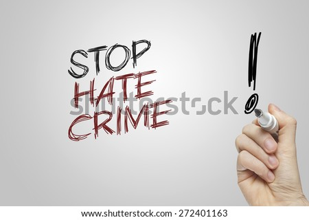 An Abstract Paper On Hate Crime Essay