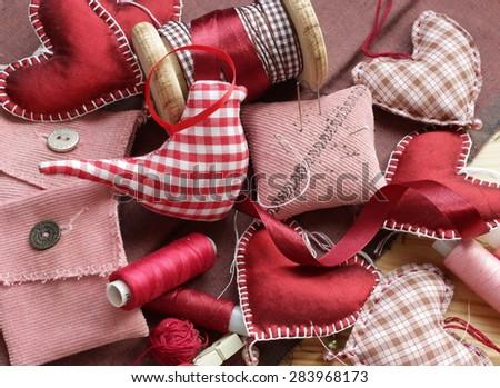 Handmade - stock photo