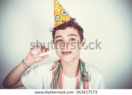 Happy birthday! - stock photo