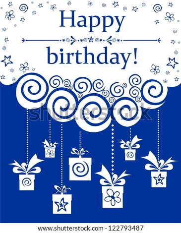 Blue birthdays Stock Photos, Images, & Pictures | Shutterstock