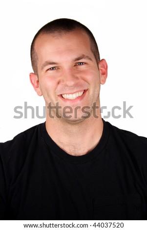 Happy Expression - stock photo