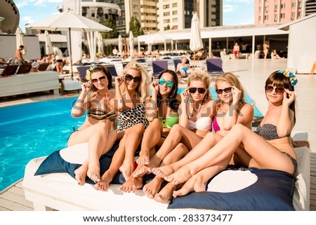 Pool Party Stock Photos Images Amp Pictures Shutterstock