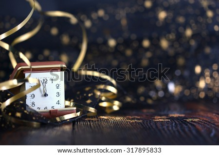 Happy New Year 2016 - stock photo