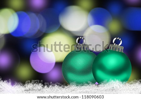 Happy new year 2013 and marry CHRISTMAS - stock photo