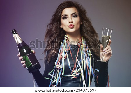 Happy new year for everyone  - stock photo