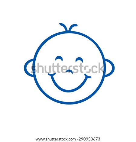 Happy Smile - stock photo