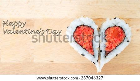 Happy Valentine's day concept  - stock photo