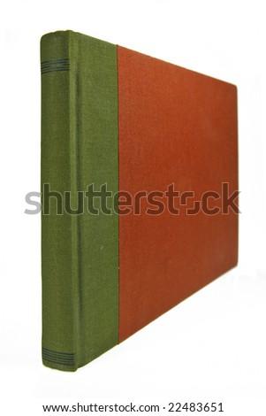 Hardcover Book - stock photo
