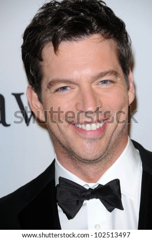Harry Connick Jr. at The Recording Academy and Clive Davis Present The 2010 Pre-Grammy Gala - Salute To Icons, Beverly Hilton Hotel, Beverly Hills, CA. 01-30-10 - stock photo
