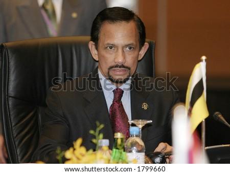Hassanal Bolkiah_5975 - stock photo