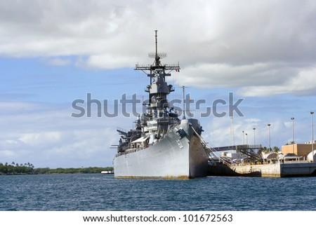 hawaii/ship/ - stock photo