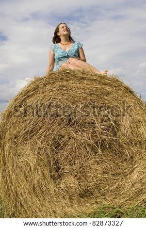 Hay fever relief concept - stock photo