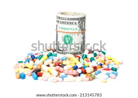 Health insurance concept - stock photo