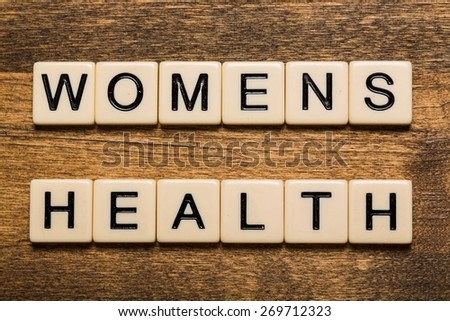 Health, test, isolated. - stock photo