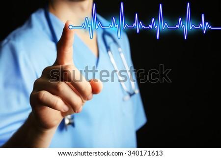 Healthcare and medicine concept - stock photo