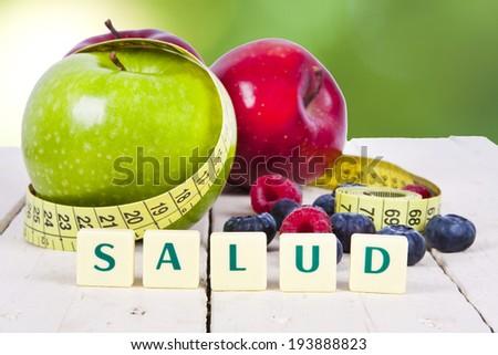 healthy - stock photo