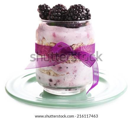 Homemade Muesli For Breakfast In A Jar Recipe — Dishmaps