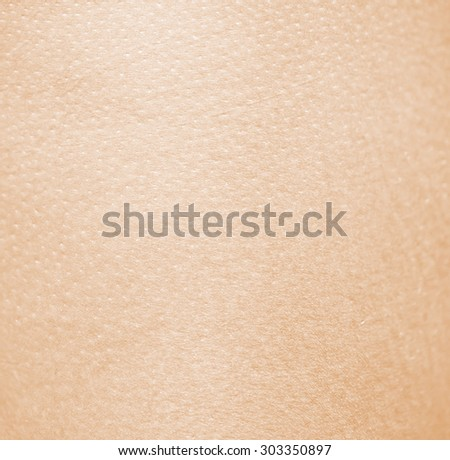 healthy skin texture - stock photo