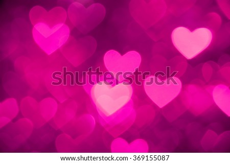 heart background photo pink color  - stock photo
