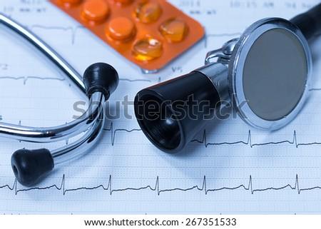 Heart Healthcare - stock photo
