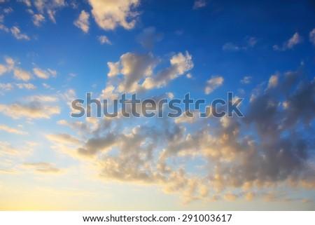Heaven - stock photo