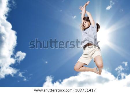 Heaven. - stock photo