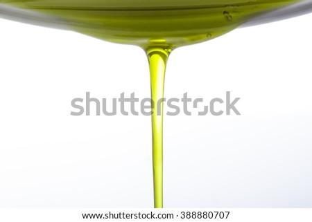 hemp, oil, - stock photo