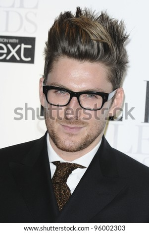 Henry Holland arriving for the Elle Style Awards 2012 at the Savoy Hotel, London. 13/02/2012 Picture by: Steve Vas / Featureflash - stock photo
