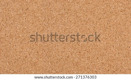 High detailed corkboard texture - stock photo