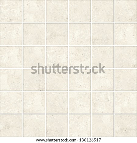 High-quality Beige mosaic pattern background. - stock photo