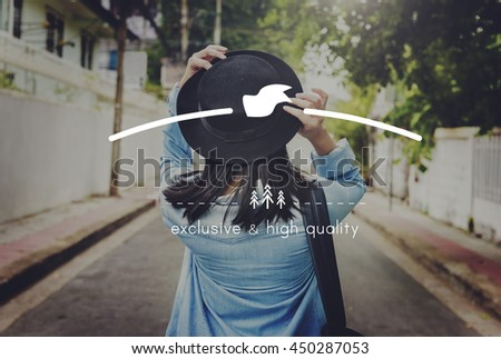 High Quality Best Class Luxury Elegance Exclusive Concept - stock photo