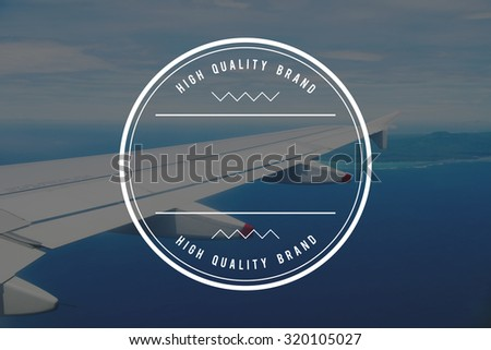 High Quality Brand Best Badge Stamp Concept - stock photo