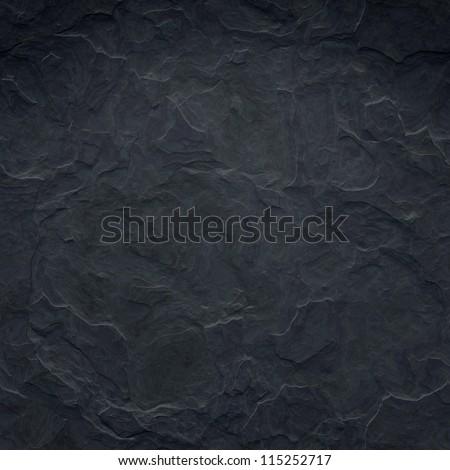 high quality dark blue stone texture - stock photo
