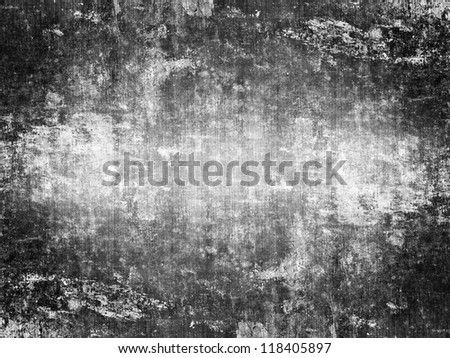 High quality metal template background - stock photo