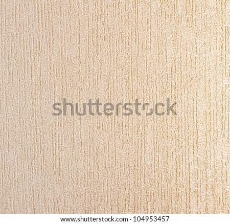 High resolution beige wallpaper texture - stock photo