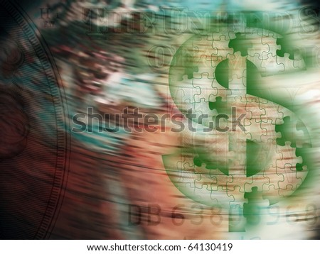 High Resolution Business Wealth - stock photo