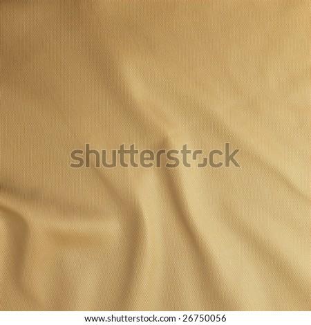 High resolution canvas texture - stock photo