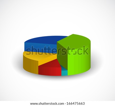 High resolution image diagram - stock photo