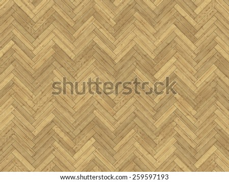 High resolution oak herringbone parquet texture - stock photo